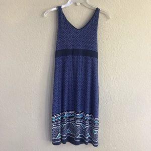 Athleta Blue Santorini Dress XS